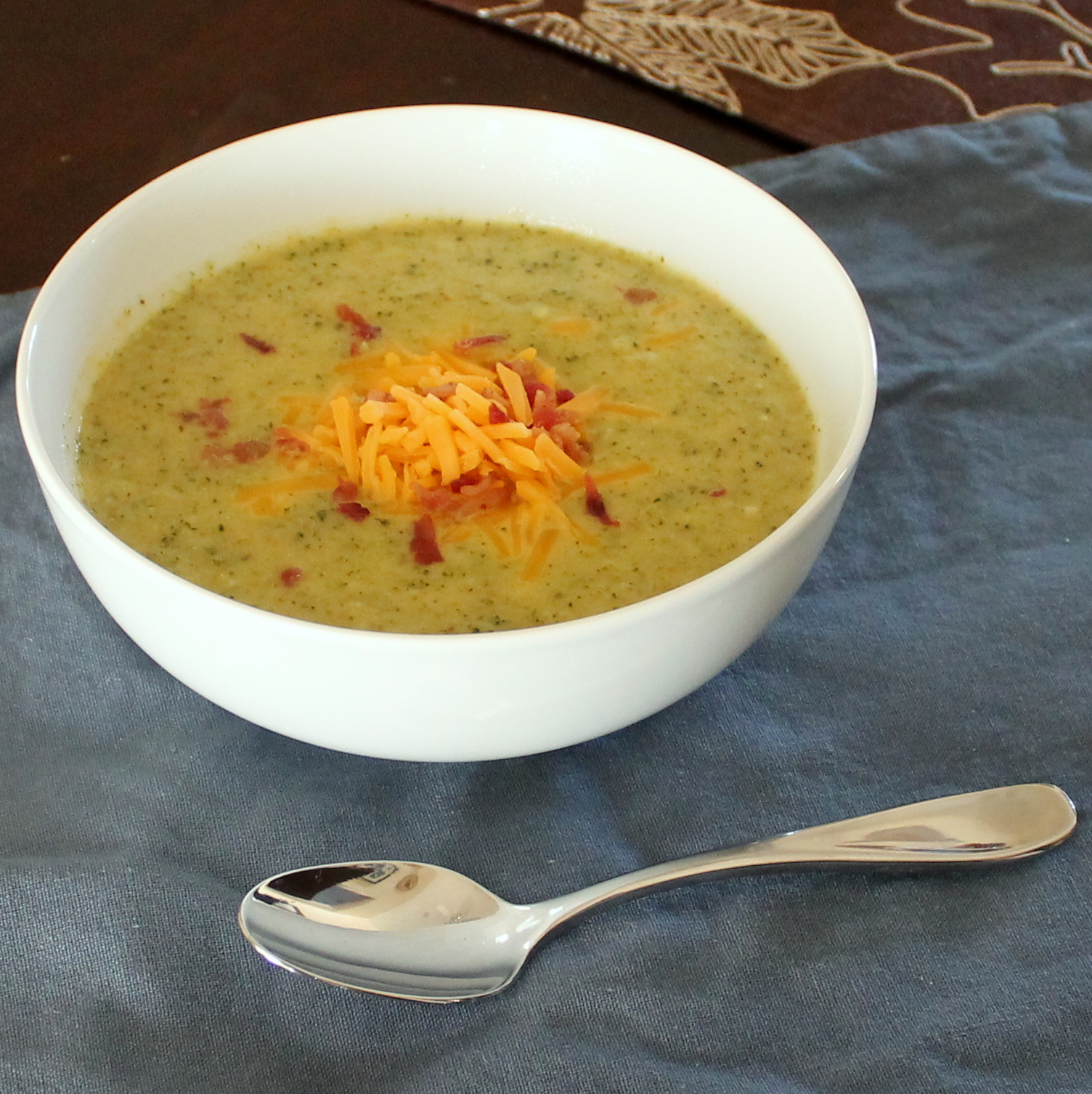 Cream of Broccoli Soup | The Kitchen is Calling