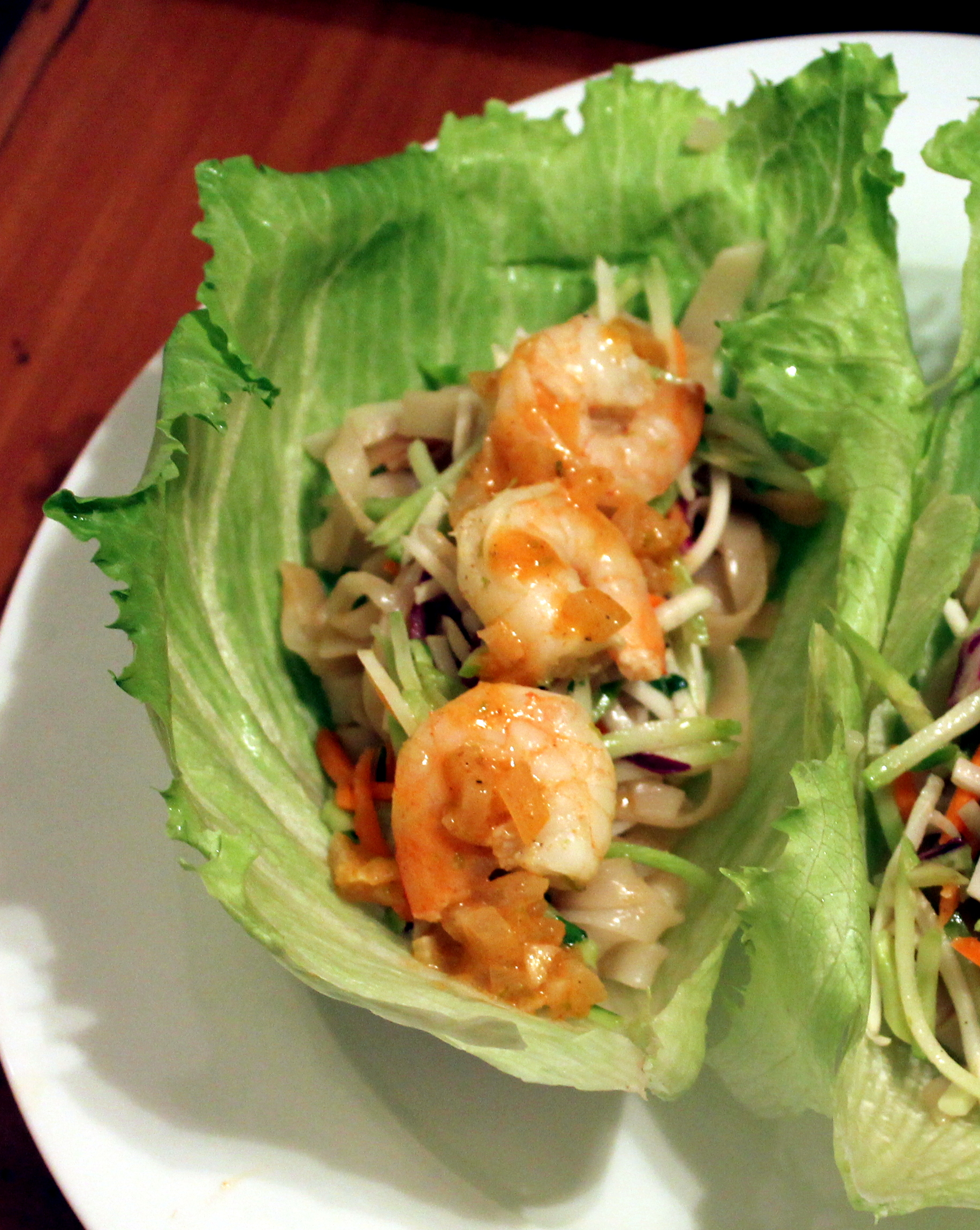 Shrimp Lettuce Wraps The Kitchen Is Calling