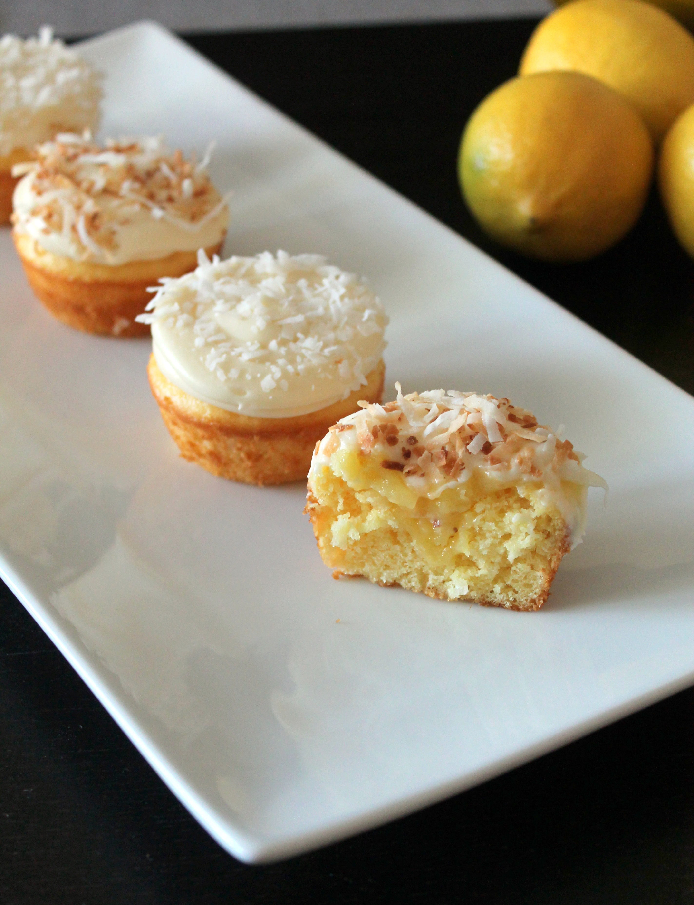 Ina Garten Cupcakes the best lemon coconut cupcakes of your life | the kitchen is calling