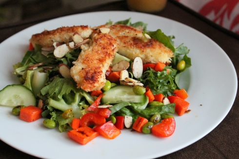 Coconut Chicken Salad 1