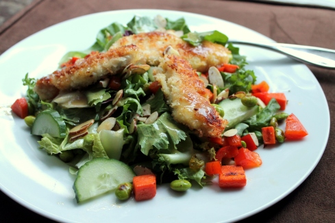 Coconut Chicken Salad 2